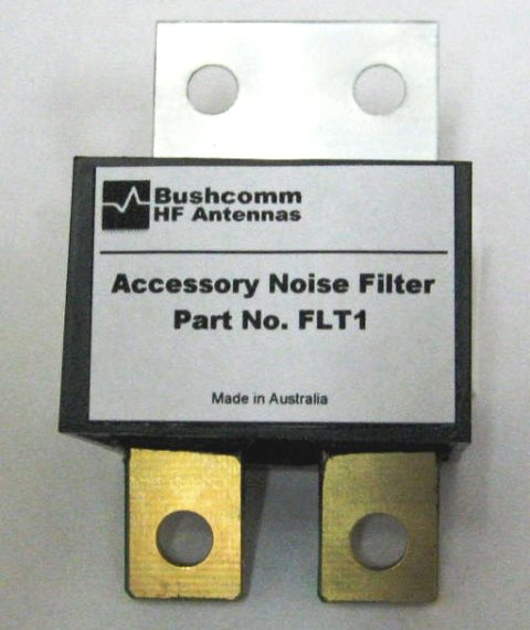 Bushcomm FLT1 High Power DC Filter